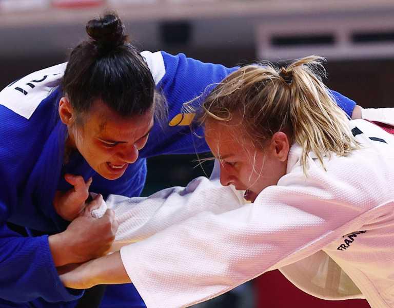 Ολυμπιακοί Αγώνες – Τζούντο: Η Ελισάβετ Τελτσίδου προκρίθηκε στα προημιτελικά